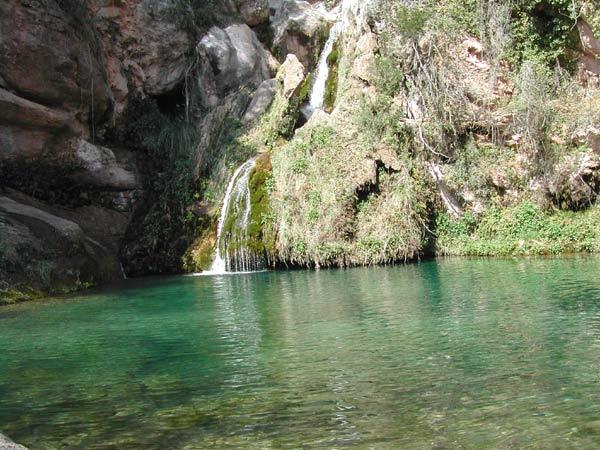 Rio Glorieta Alcover Senderismo Tarragona